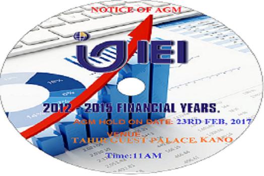 IEI AGM 2017